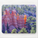 Bryce Canyon Glowing Mouse Pad