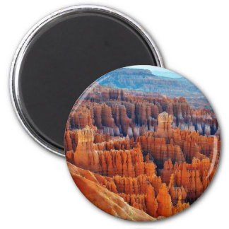 Bryce Canyon Hoodoos 2 Inch Round Magnet