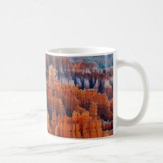 Bryce Canyon Hoodoos Classic White Coffee Mug