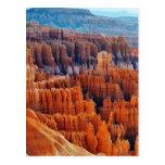 Bryce Canyon Hoodoos Postcard