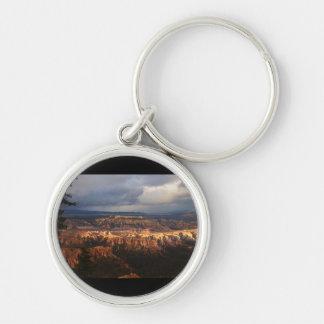 Bryce Canyon Keychain