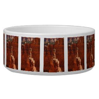 Bryce Canyon Landscape Dog Water Bowls