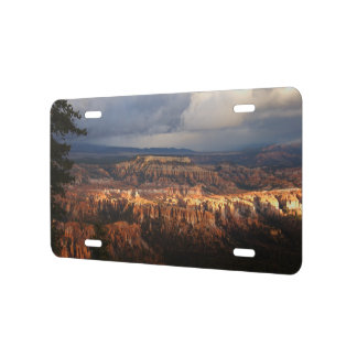 Bryce Canyon License Plate