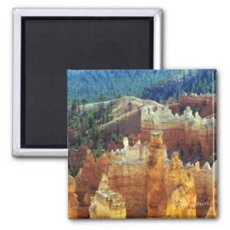 Bryce Canyon 2 Inch Square Magnet