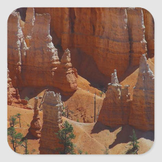 Bryce Canyon National Park 3 Square Sticker