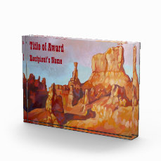 Bryce Canyon National Park Award