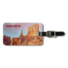 Bryce Canyon National Park Bag Tag