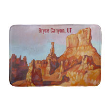 Bryce Canyon National Park Bathroom Mat