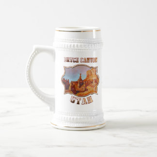 Bryce Canyon National Park Beer Stein
