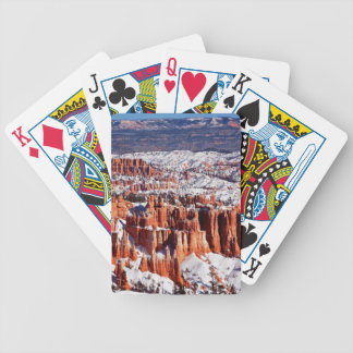 Bryce Canyon National Park Bicycle Playing Cards