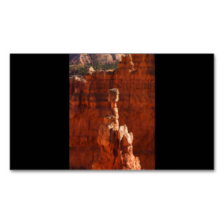 Bryce Canyon National Park Business Card Magnet