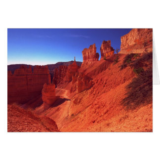 Bryce Canyon National Park card