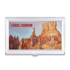 Bryce Canyon National Park Case For Business Cards
