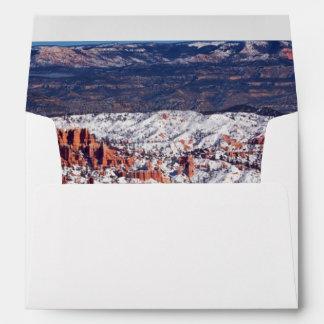 Bryce Canyon National Park Envelopes