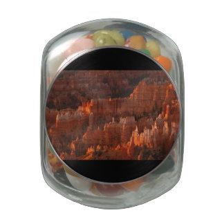Bryce Canyon National Park Glass Jars