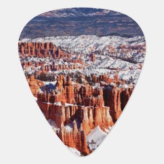 Bryce Canyon National Park Guitar Pick