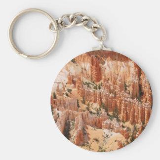 Bryce Canyon National Park Hoodoo Keychain