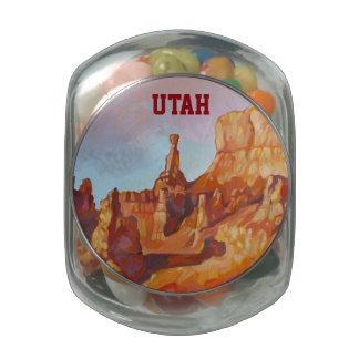 Bryce Canyon National Park Jelly Belly Candy Jar
