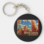 Bryce Canyon National Park Keychains