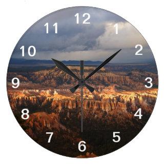Bryce Canyon National Park Large Clock