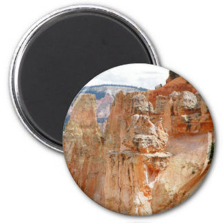 Bryce Canyon National Park 2 Inch Round Magnet