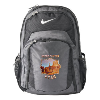 Bryce Canyon National Park Nike Backpack