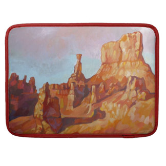 Bryce Canyon National Park Painting Sleeve For MacBook Pro