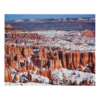 Bryce Canyon National Park Panel Wall Art