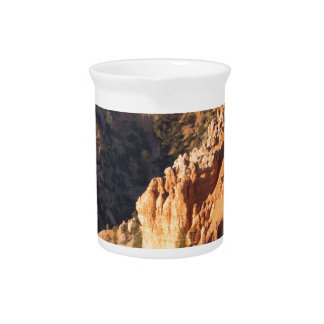 Bryce Canyon National Park Beverage Pitcher