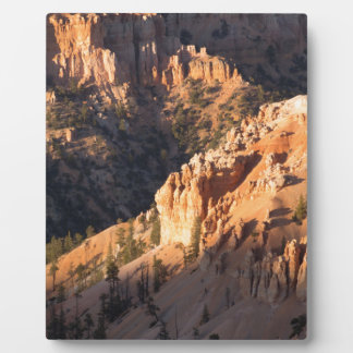 Bryce Canyon National Park Photo Plaque