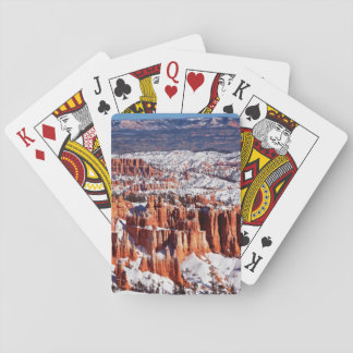 Bryce Canyon National Park Playing Cards