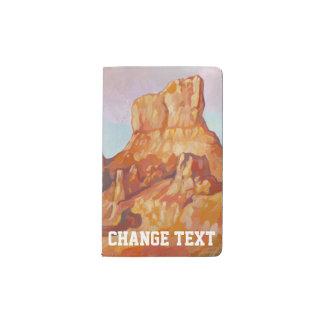 Bryce Canyon National Park Pocket Moleskine Notebook