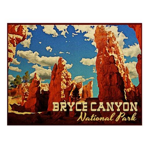 Bryce Canyon National Park Postcards