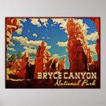 Bryce Canyon National Park Print