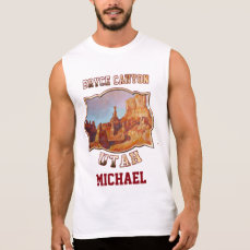 Bryce Canyon National Park Sleeveless Shirt