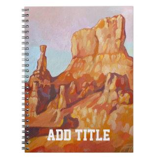 Bryce Canyon National Park Spiral Notebook
