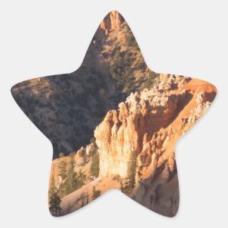Bryce Canyon National Park Star Sticker