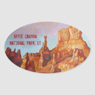 Bryce Canyon National Park Stickers