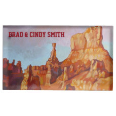 Bryce Canyon National Park Table Card Holder