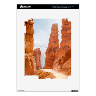 Bryce Canyon National Park Trail iPad 3 Skin