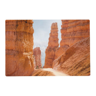 Bryce Canyon National Park Trail Placemat