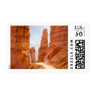Bryce Canyon National Park Trail Postage