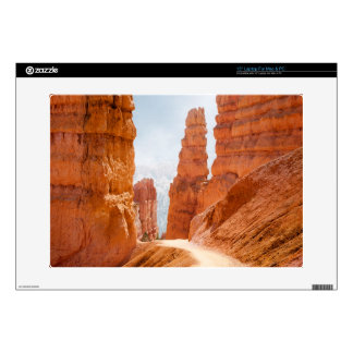 """Bryce Canyon National Park Trail Decals For 15"""" Laptops"""
