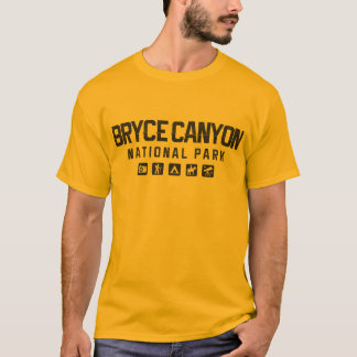 Bryce Canyon National Park Tshirt (light)