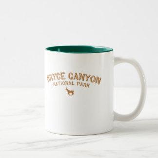Bryce Canyon National Park Two-Tone Coffee Mug