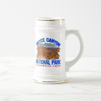 Bryce Canyon National Park, Utah Beer Stein