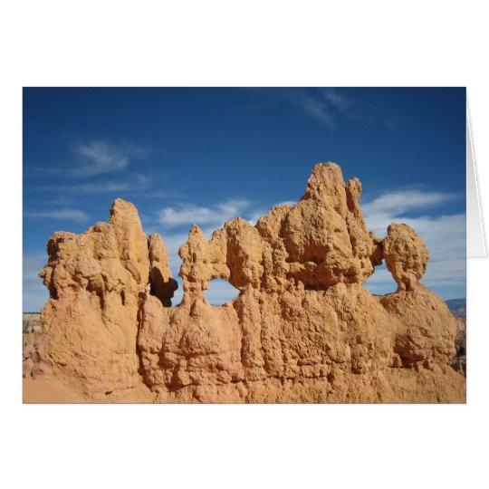 Bryce Canyon National Park, Utah Card