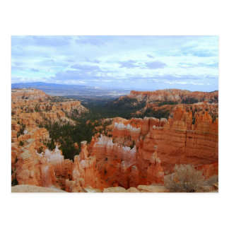Bryce Canyon National Park, Utah, Postcard