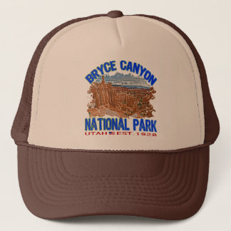 Bryce Canyon National Park, Utah Trucker Hat