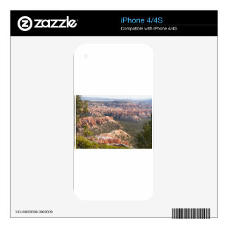Bryce Canyon National Park Views Skins For iPhone 4S